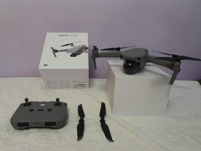 Nuestro Drone DJI Mavic Air 2