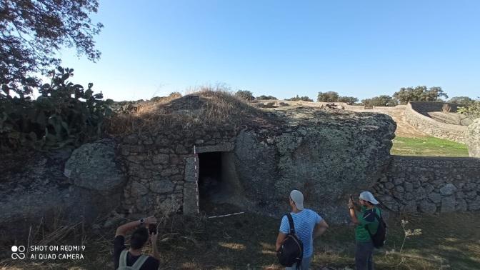 Prospección Arqueológica Arroyo de la Luz