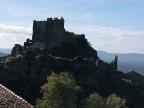 Sierra de Gata, una mirada desde el Castillo de Trevejo