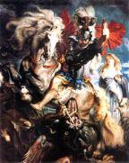 ¿Quién fue San Jorge y cuál es su significado el 23 de Abril?