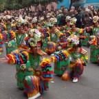 La Fiesta de los Carnavales en Extremadura: Carnaval de Campo Arañuelo (Cáceres) y Carnaval de Badajoz