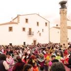 Fiesta de la Pedida de la Patatera (Malpartida de Cáceres). Martes de Carnaval. Fiesta de Interés Turístico Regional.