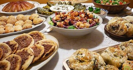 Cocina-Sefardi