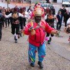 Los Negritos de San Blas (Montehermoso). 2 y 3 de Febrero. Fiesta de Interés Turístico Regional