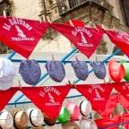 Fiesta del Chíviri en Trujillo (Cáceres). Fiesta de Interés Turístico Regional