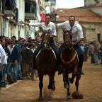 Día de la Luz. Las Carreras en Arroyo de la Luz (Cáceres). Fiesta de Interés Turístico Regional