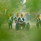 La Batalla de la Albuera, La Albuera (Badajoz). Fiesta de Interés Turístico Regional (16 Mayo o el fin de semana más próximo al 16).
