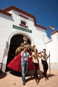 Romería de San Isidro en Fuente de Cantos (3)