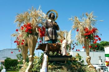 Romería de San Isidro en Valencia de Alcantara (2)