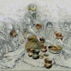 Las relaciones de Hospitalidad durante la Edad del Bronce