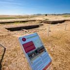 Yacimiento Arqueológico del Campamento Romano de Cáceres el Viejo (Cáceres)