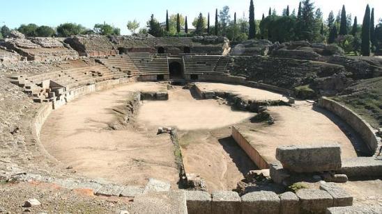 Anfiteatro Merida