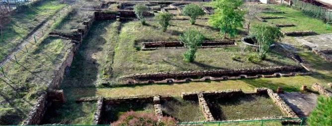 Villa romana pomar 1