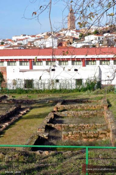 Villa romana pomar 5