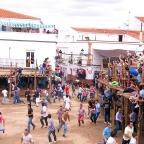 Capeas de Segura de León (Segura de León). Fiesta de Interés Turístico Regional.