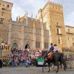 Fiesta de la Hispanidad (Guadalupe). 12 de Octubre. Fiesta de Interés Turístico Nacional