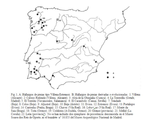 mapa alicia perea brazaletes