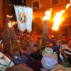 Fiesta de los Escobazos (Jarandilla de la Vera). 07 de Diciembre. Fiesta de Interés Turístico Regional