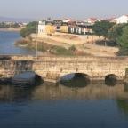 """Puente """"chico"""" sobre el Río Pontones (Arroyo de la Luz)"""