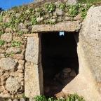 Un refugio de pastores en plena Dehesa Boyal de Arroyo de la Luz