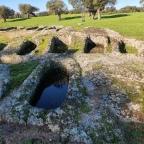 Necropolis Tardorromana de la Dehesa de la Luz (Arroyo de la Luz)