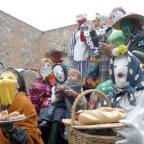 Los Jurramachos de Montánchez (Fiesta de Interés Turístico)