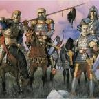 """Darío """"El Grande"""" de Persia y la Campaña sobre los pueblos escitas"""