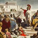 El marco temporal para una Novela: El Siglo V a.C.