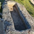 Enterramientos excavados en la roca (ampliación)