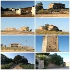 Caserones, palacios y torreones en las Dehesas de Cáceres
