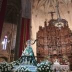 Bajada y Novenario de la Virgen de la Montaña (Cáceres). Fiesta de Interés Turístico Regional
