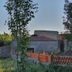 Presa y Molino de la Charca del Lugar (Malpartida de Cáceres)