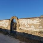 Esgrafiados del Dragón (Malpartida de Cáceres)