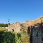 Presa y Molino de la Charca Grande (Arroyo de la Luz)