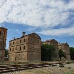 Estación de Ferrocarril Malpartida de Cáceres-Arroyo de la Luz (Cáceres)