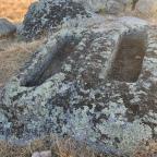 Necropolis rupestre de los Arenales (Cáceres)