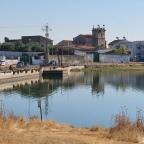 Presa Renacentista de la Laguna del Casar de Cáceres o Embalse del Prado (Casar de Cáceres)