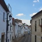 Calle de Caleros. Un reflejo del Arrabal Cacereño